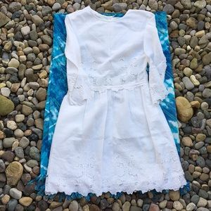 White Dolce Vita Dress women's size medium